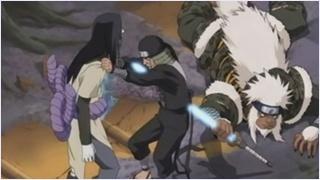 โอโรจิมารุ vs โฮคาเงะรุ่น 3