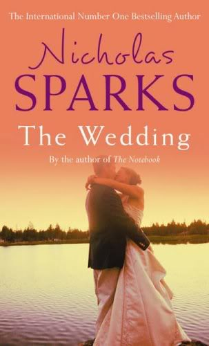 the wedding nicholas sparks book report Excerpted from the wedding © copyright 2003 by nicholas sparks nicholas sparks copyright © 2018 the book report, inc.