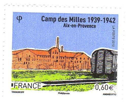Timbres camp des milles aix en provence - The camp aix en provence ...