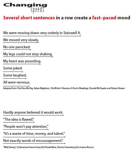 how to teach to write shorter sentences