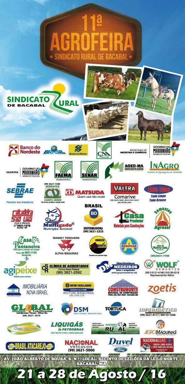 AGROFEIRA 2016