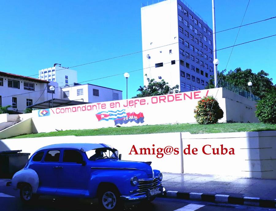 Amig@s de Cuba