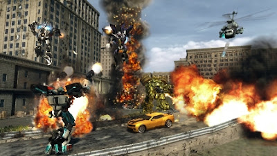 Screenshot 2 - Transformers: Revenge of the Fallen | www.wizyuloverz.com