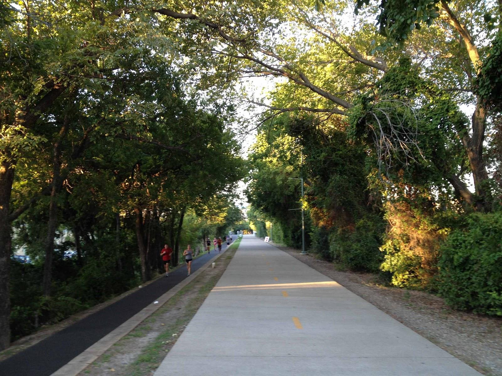 ADAWAK: Dallas Runs Katy Trail Dallas