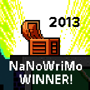 NaNoWriMo 2013