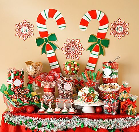 Christmas wallpapers and images and photos christmas for Christmas party decoration ideas