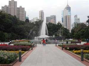 Gone Gardening Hong Kong Zoological And Botanical Gardens