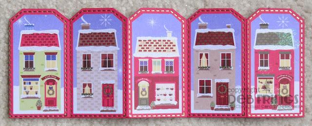 Tag Card flat - photo by Deborah Frings - Deborah's Gems