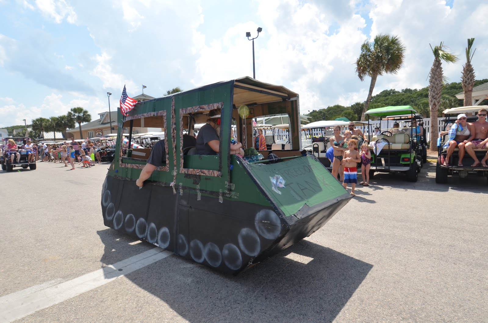Ocean Lakes: Fun on the Fourth   How to make the most of your July on golf decorating ideas, cart for mardi gras float ideas, parade theme ideas, pig roast ideas, golf carts like trucks, parade of tables ideas, golf decoration for birthday party, parade truck decorating ideas, golf carts beach life, 4 wheeler parade ideas, golf club display ideas, wheelchair parade ideas, rosa parks poster design ideas,