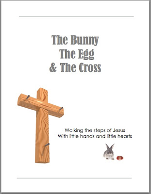 easter egg bunny teaching homeschool christian