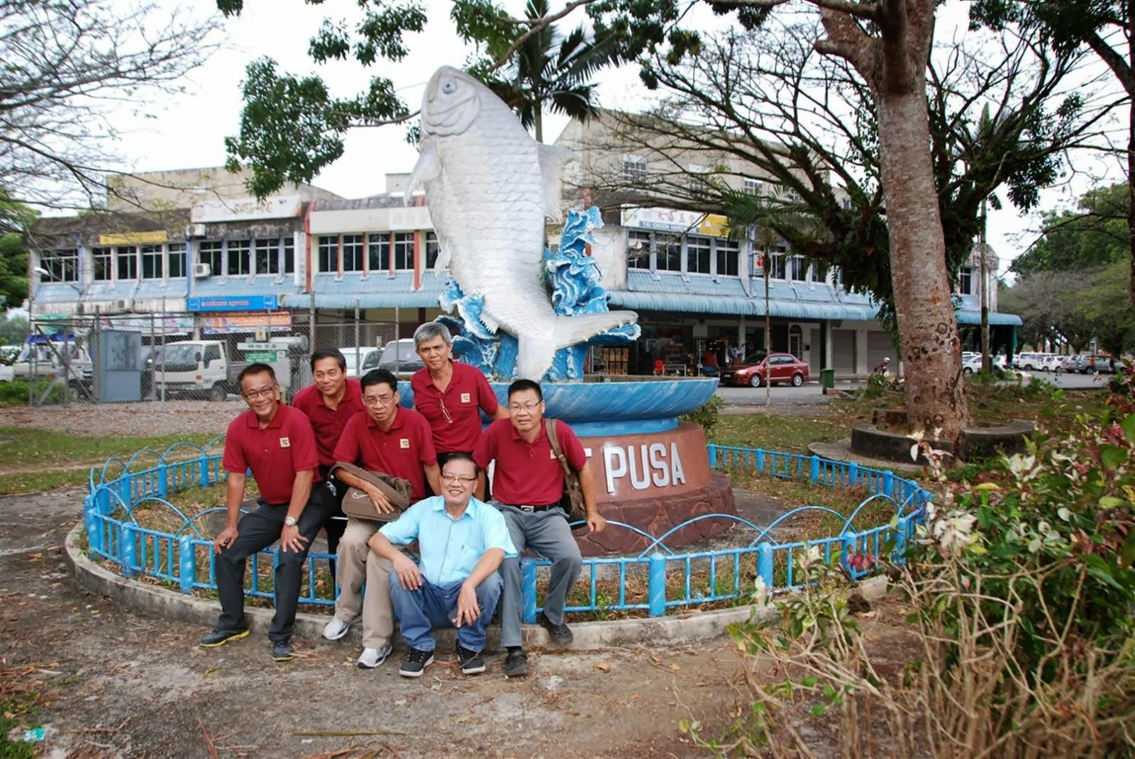 砂華文協---浮剎及裕南坡訪問