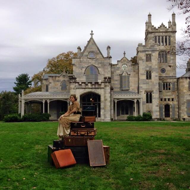 Tarrytown Manor House: The Collinsport Historical Society: Lyndhurst Is Taking