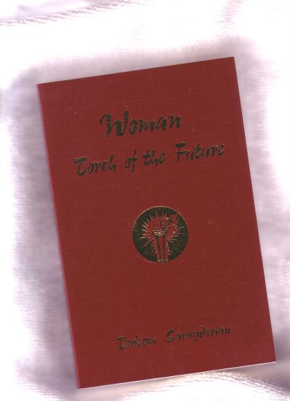 Woman - Torch of the Future