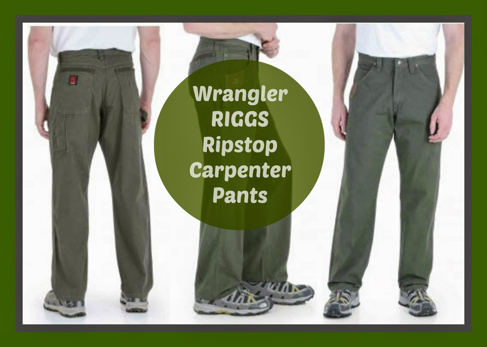 product review wrangler riggs ripstop carpenter pants the stuff