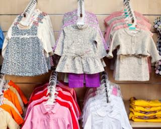 Tips Membeli Baju Bayi Secara Online