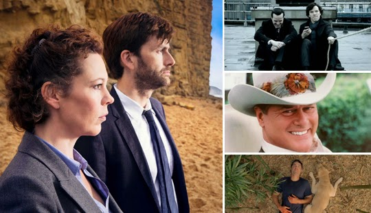 BROADCHURCH and the business of keeping TV secrets