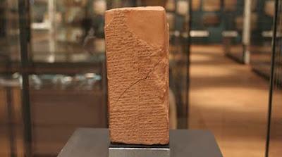 La Lista de Reyes Sumerios que se extiende por más de 241.000 años antes del Gran Diluvio