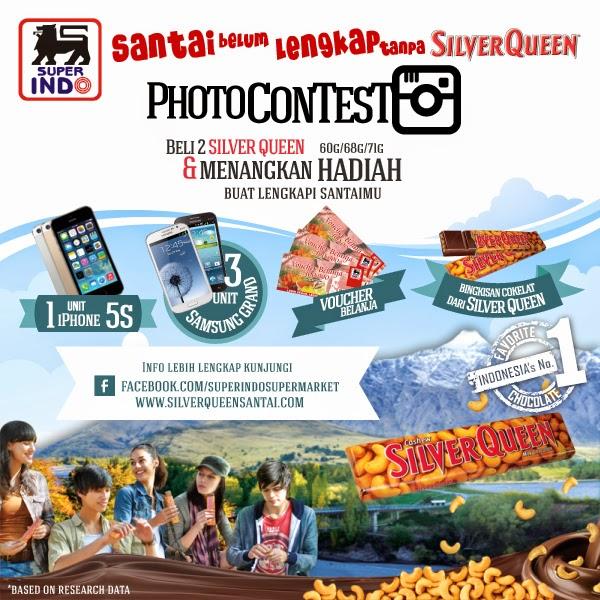 Kontes Foto Berhadiah Utama iPhone 5s
