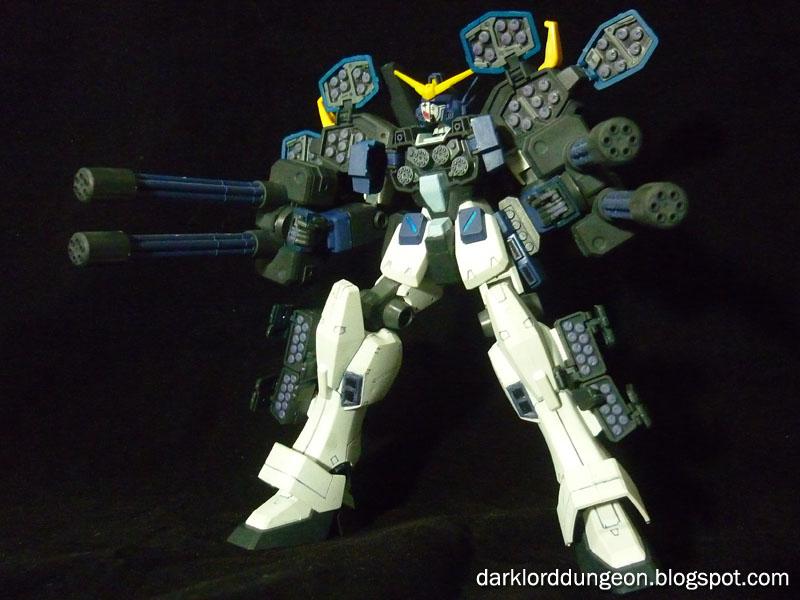 Gundam wing heavy arms