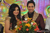Celebraties at Actor Bharat n Jessy Wedding Reception Photos+%252864%2529 Actor Bharath n Jessy Wedding Photos