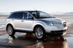 2013 Lincoln Mkx 4Dr Suv Base Fq Oem 1 300