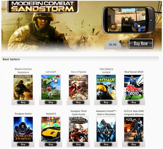Gratis Download Games HD Untuk Android