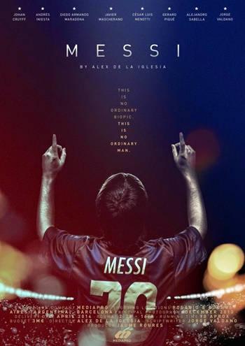 Messi La Película DVDRip Latino