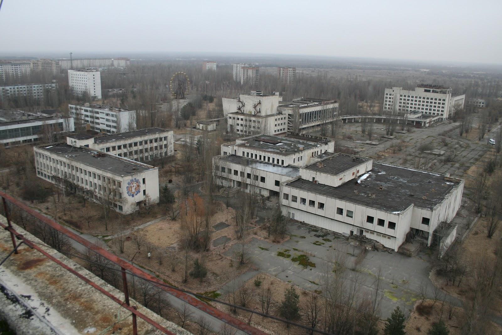 Pripyat, Chernobil - Impactante vídeo de la ciudad fantasma