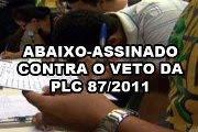 ABAIXO-ASSINADO ELETRÔNICO