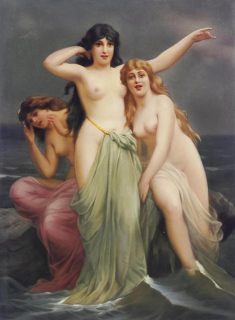 odysseus sirens thumann