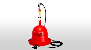 Automatic Waterer (Tempat Minum Otomatis)
