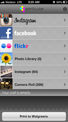 how to allow instagram access to photos on iphone