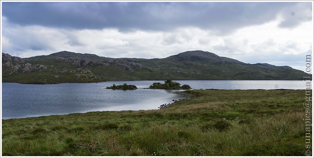 Sunday evening gairloch to badcaul 25 miles diary of a vagabond i had intended to visit inverewe garden in the morning but instead sailed past it and climbed back up into the hills malvernweather Choice Image