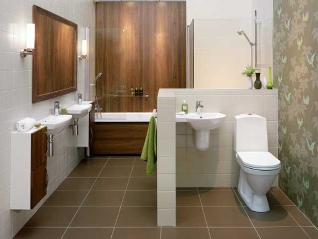 Bathroom designs for small spaces for Bathtubs for small spaces