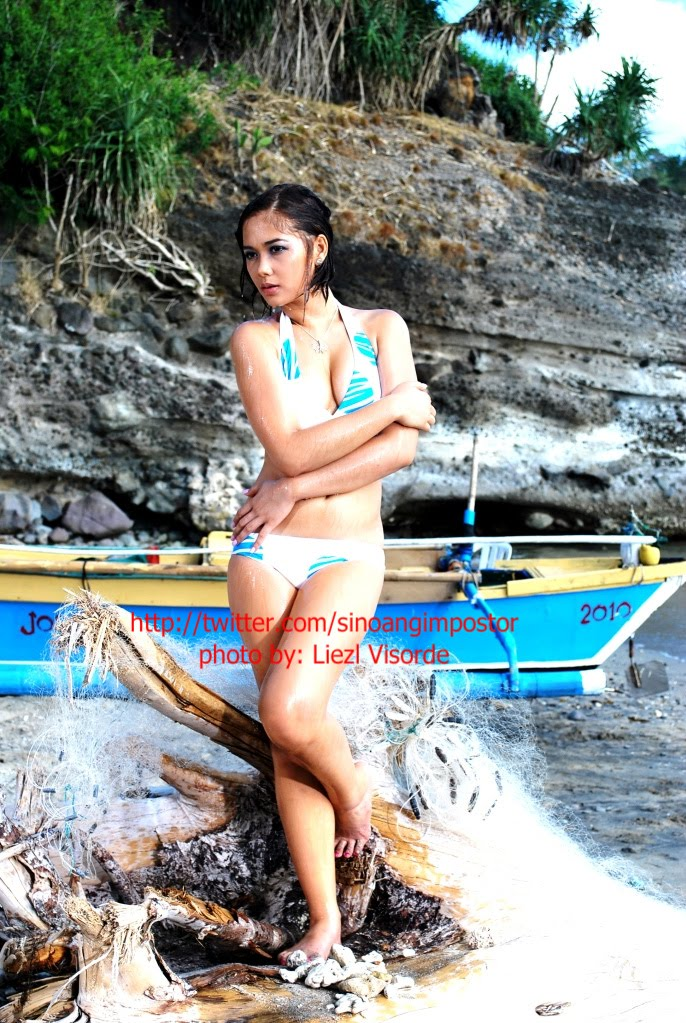 More Maja Salvador in Bikini Photos - Sino Ang Impostor?