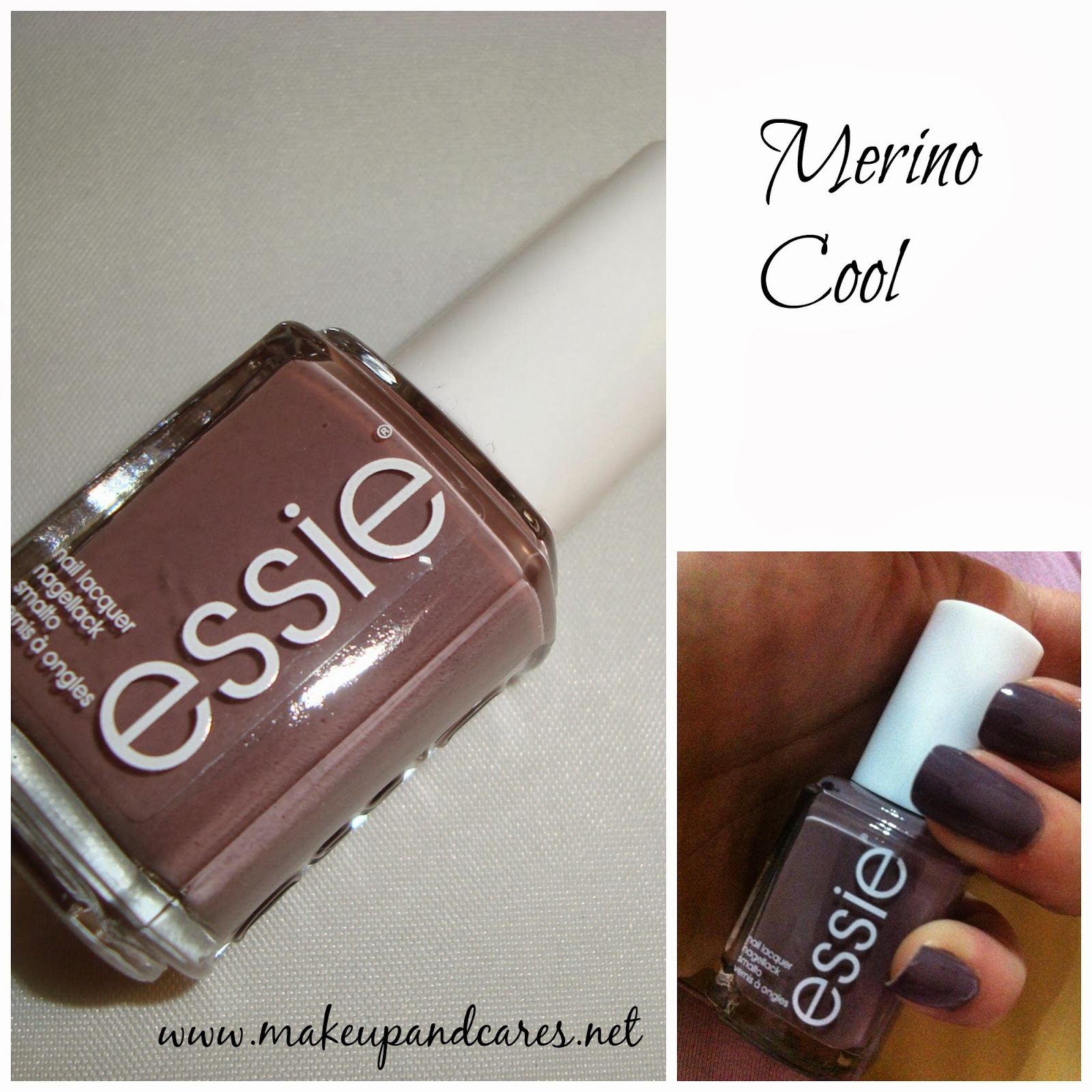 Nailstime . Luxeffects de Essie . | Makeup and Cares