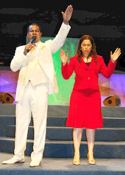 Oh No! Pastor Chris Oyakhilome's Wife Finally Files For Divorce, Alleges Adultery