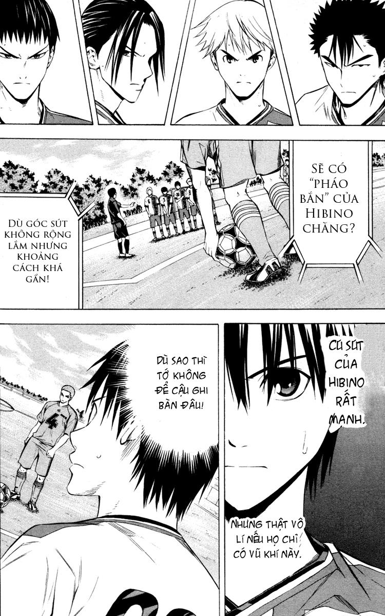 xem truyen moi - Area no Kishi - Chapter 87