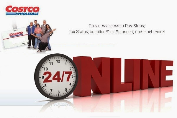 costcopaycheck.com: Login to Costco Paperless Pay Site to access payroll info