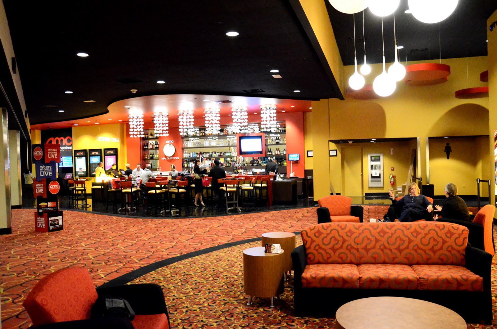Amc Dine In Theatres As I Mentioned In The Last Blog Post In Which