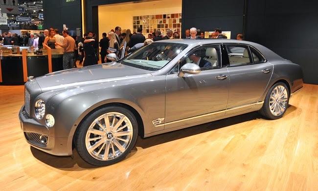 Bentley Mulliner Division