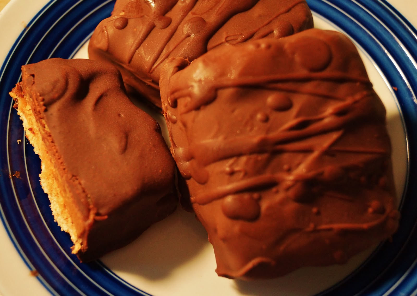 Chocolate Peanut Butter Sandwiches - Main Street Bakery and Starring ...
