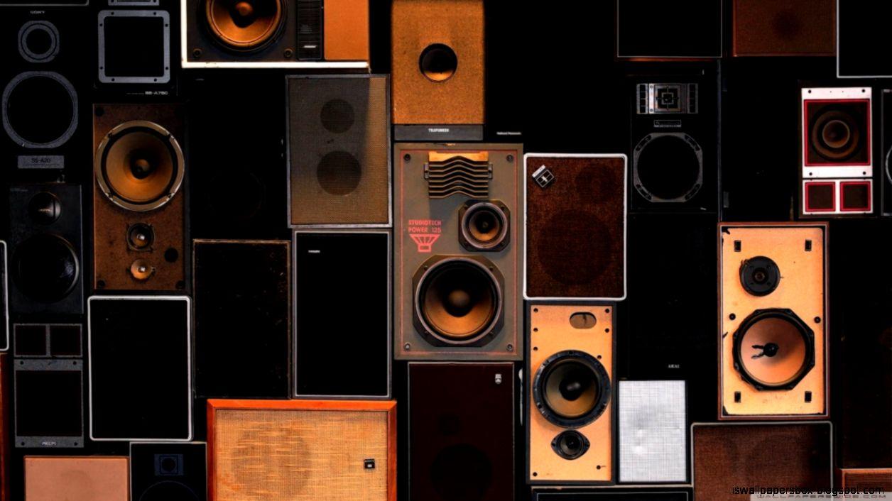 Speaker Hd Wallpapers