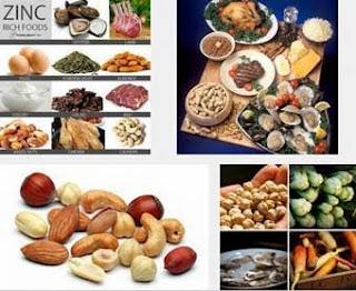 makanan sumber mineral