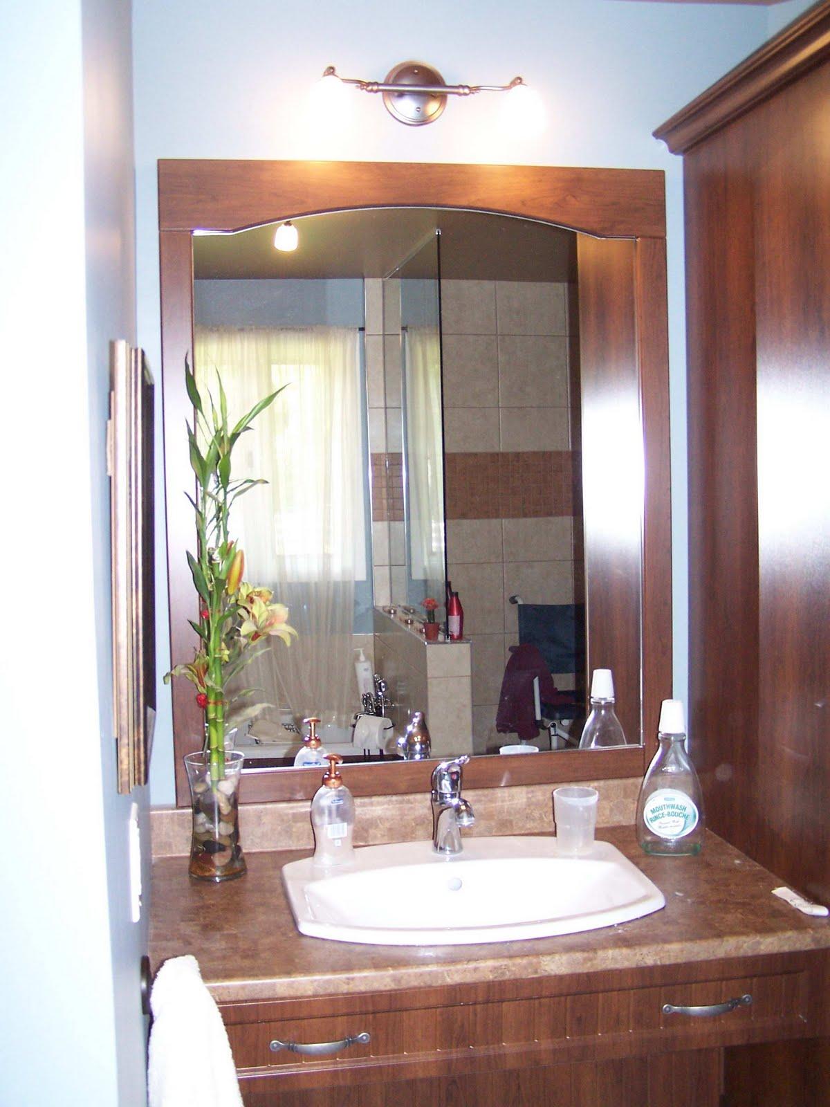 specialit smm armoire de salle de bain thermoplastique comptoir stratifi. Black Bedroom Furniture Sets. Home Design Ideas