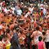 Colombia's annual tomato fight festival