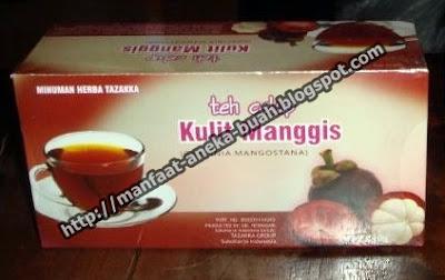 jual teh celup herbal kulit manggis murah