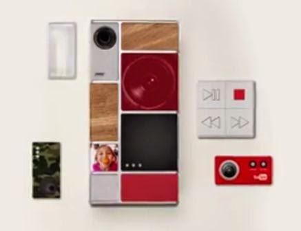 Google rilis Spiral 2, ponsel projek Ara pertama yang akan dijual