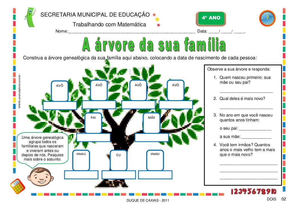 Well-known Caderno de Atividades Pedagógicas 4º e 5º anos - [Parte II  PB15
