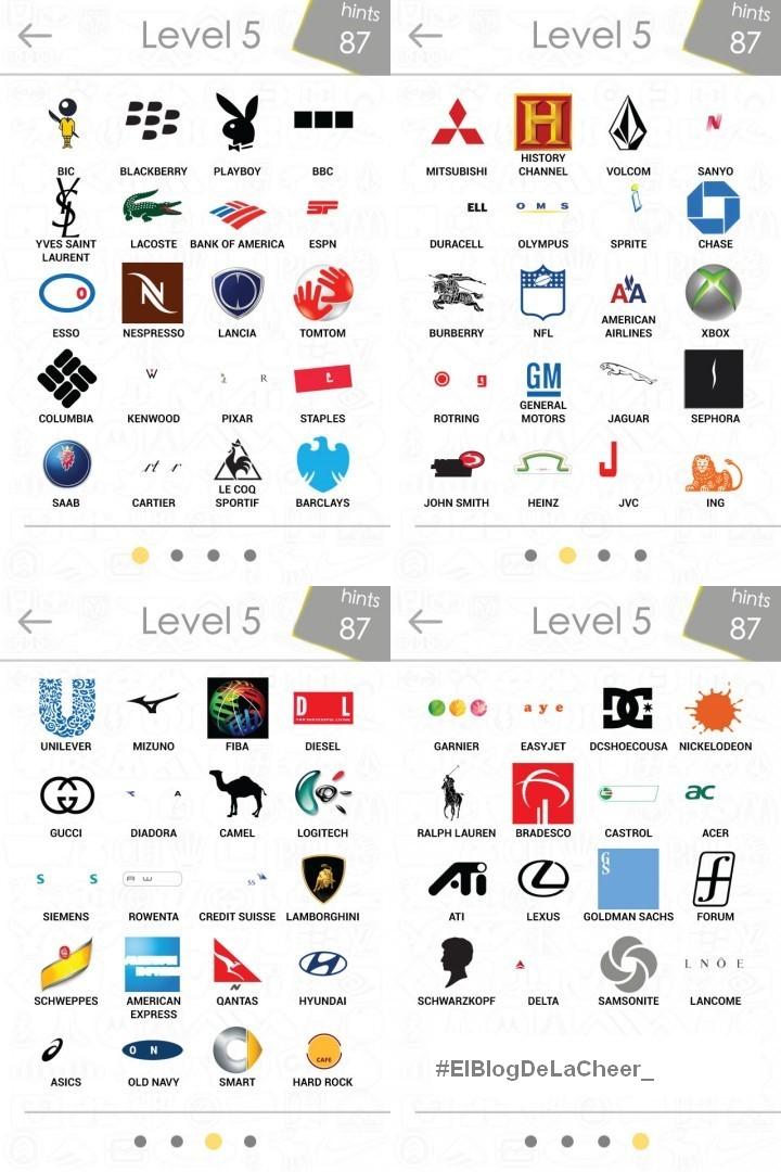 Logo quiz nivel 4 - Im...U Logo Quiz